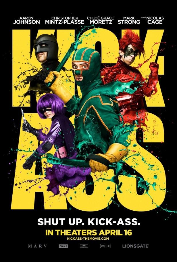 Kick-Ass movie poster final