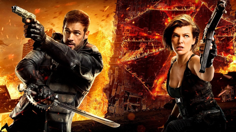 Resident Evil: The Final Chapter (2017) – Lets Talk Movies!